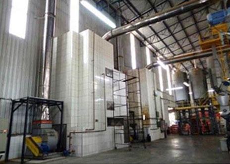 Projetos especiais de Lavadores com Leito de Carvão Ativado e Filtro Biológico FVO BASA Pirassununga