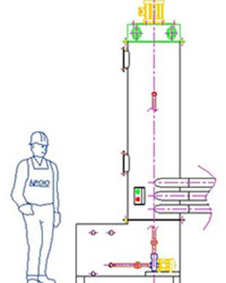 Lavadores de Gases - Projetos Especiais