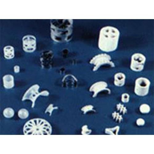 Anéis Especiais tipo: Raschig, Sela, Teleret, Snow Flake