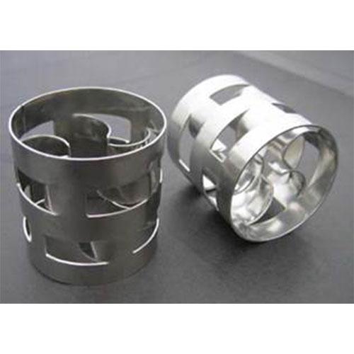 Anéis Pall em Aço Inox, para trabalho em temperaturas de até 600 °C.
