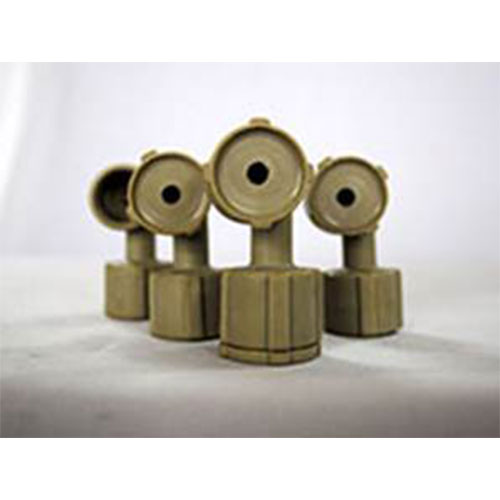 """Bicos Pulverizadores: """"cone cheio""""; """"cone oco"""" ou """"jato leque"""" em nylon, latão, aço carbono, aço inox, PP."""