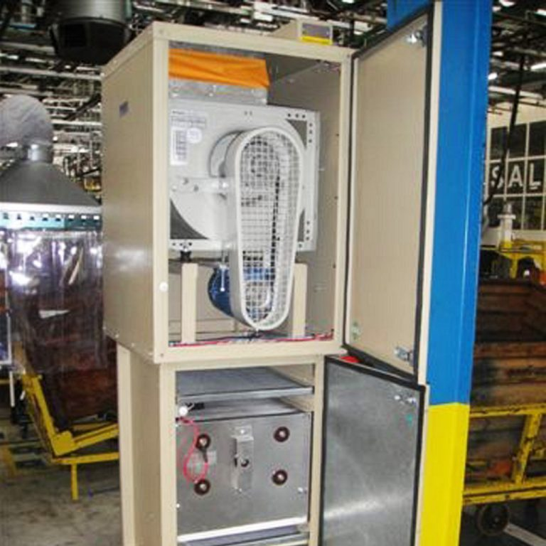 Filtragem Eletrostática