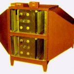 Filtro Eletrostático tamanho 1 com Difusores
