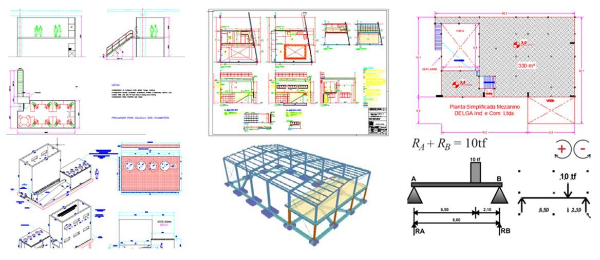 Projetos e Cálculos Estruturais com ART, Anotações de Responsabilidade Tecnica CREA/SP