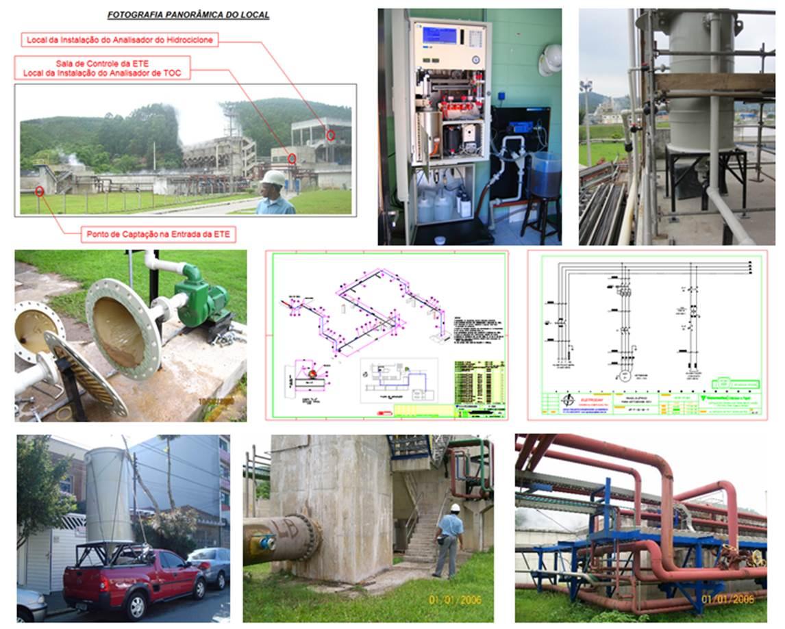 Soluções Industriais desenvolvidos pela Apoio Projetos